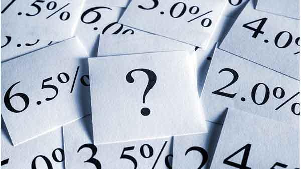 Interest on small saving schemes