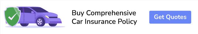Buy Comprehensive Car Insurance