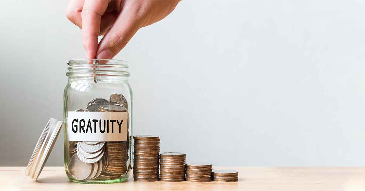 Calculate Gratuity for Private sector employees
