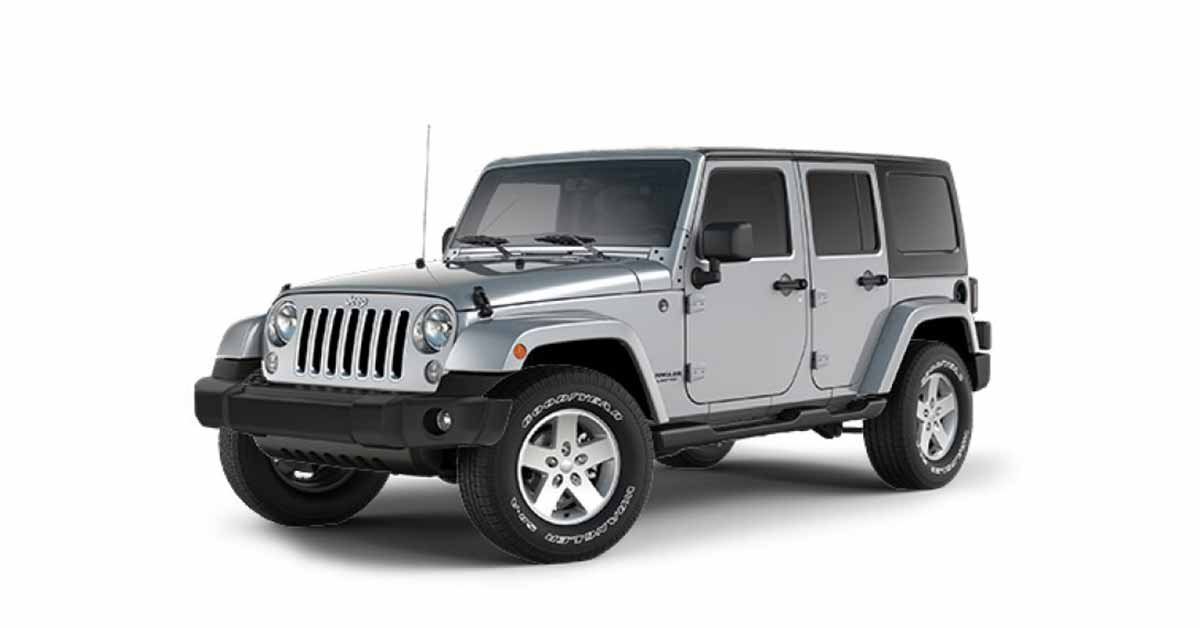 Jeep Wrangler Unlimited Car Insurance
