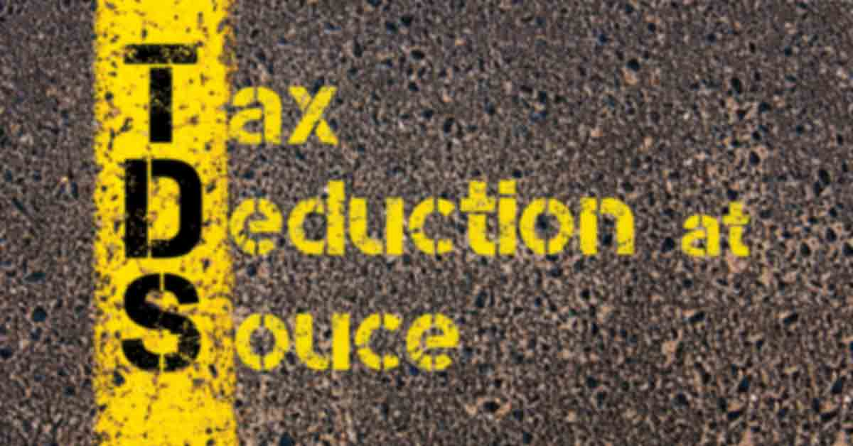 Health Insurance Companies >> What is TDS (Tax Deducted at Source)? TDS Deduction and calculation in India
