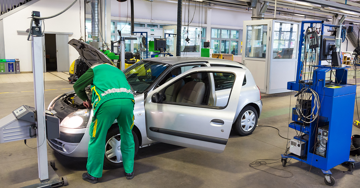 Car Inspection After Accident to Get Claims