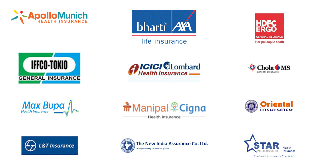 Top Health Insurance Companies in India | Coverfox.com
