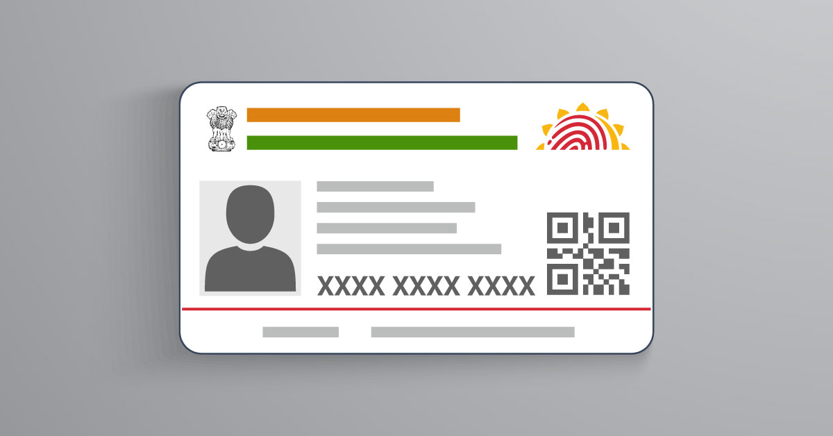 Aadhar Card Application Form Pdf Rajasthan