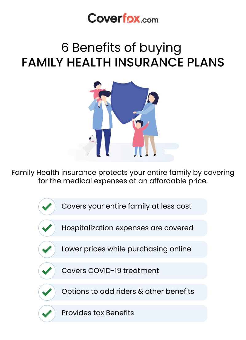 benefits of buying family health insurance plans