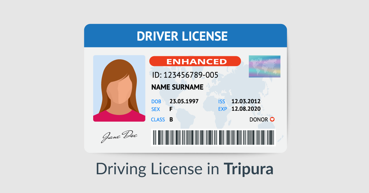 Tripura Driving License: How to Apply for DL in Tripura?