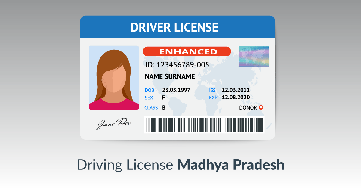 Madhya Pradesh Driving License How To Apply For Dl In