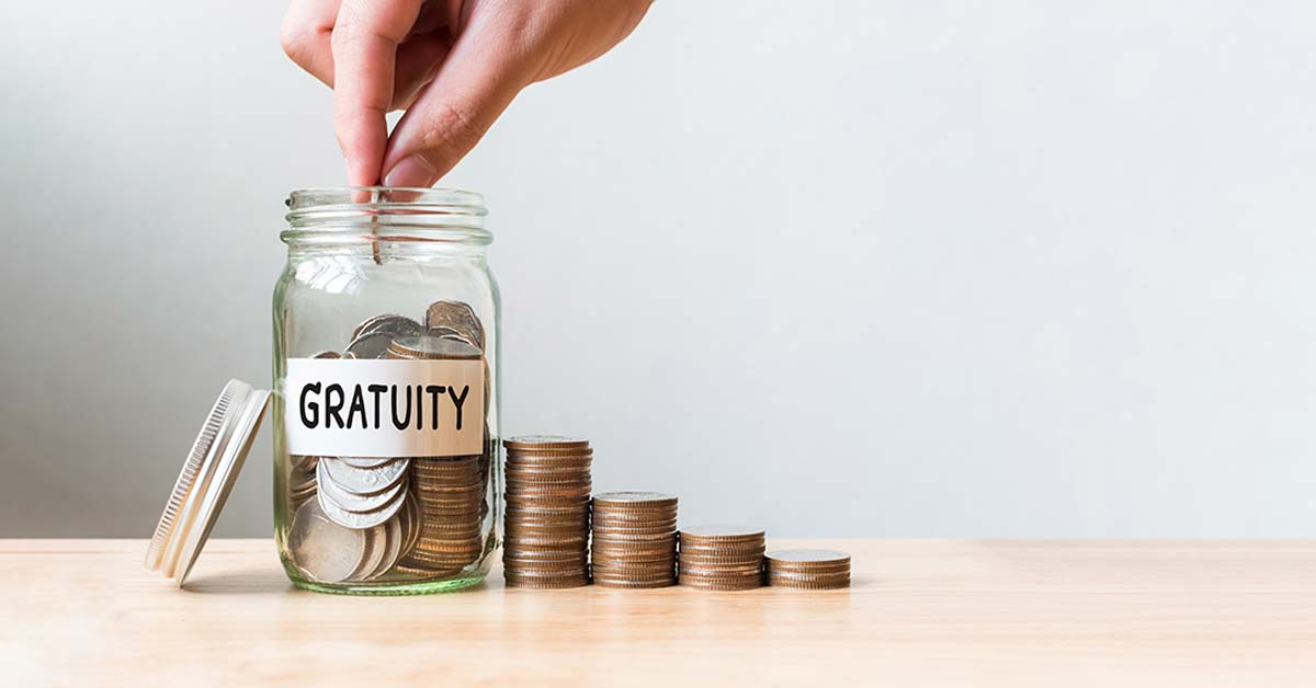 Gratuity Tax Exemption Rules you need to know