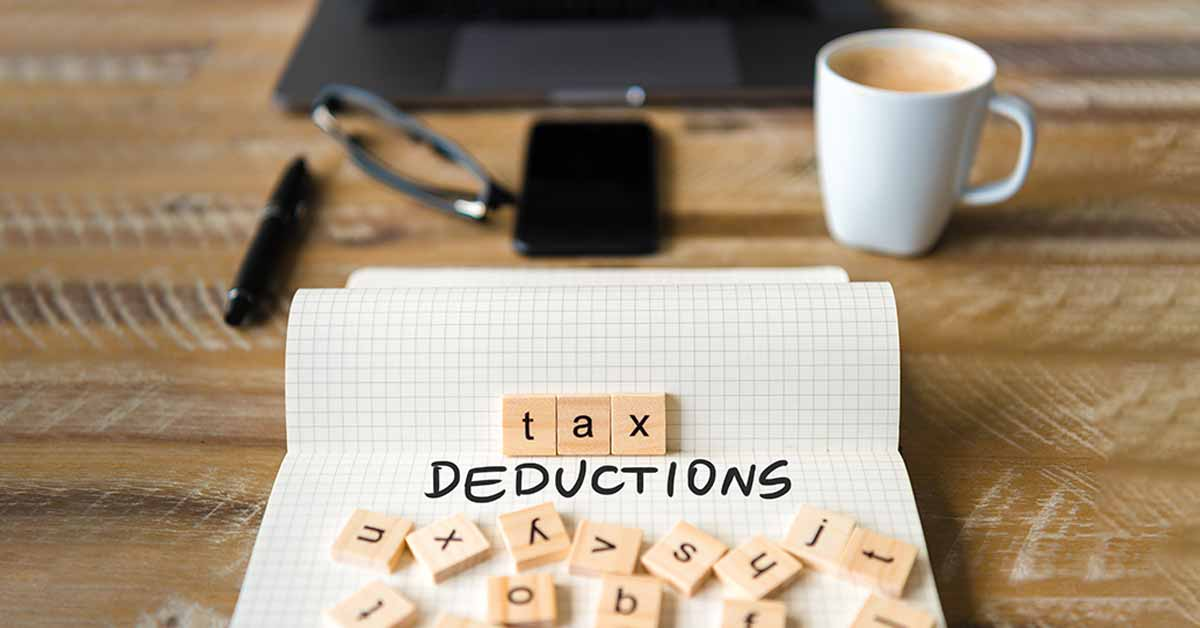Income Tax Deductions for Individuals
