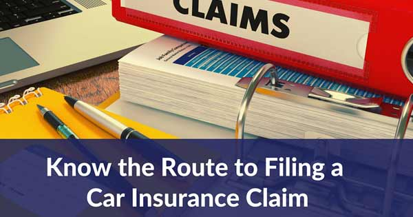 Steps To File Your Car Insurance Claim | Coverfox com
