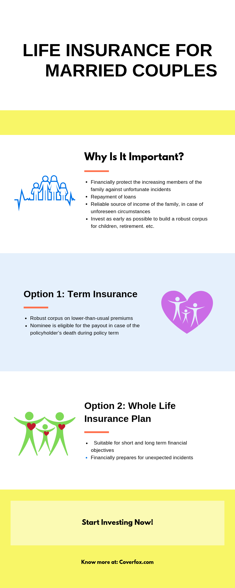 Importance of Life Insurance For Married Couples