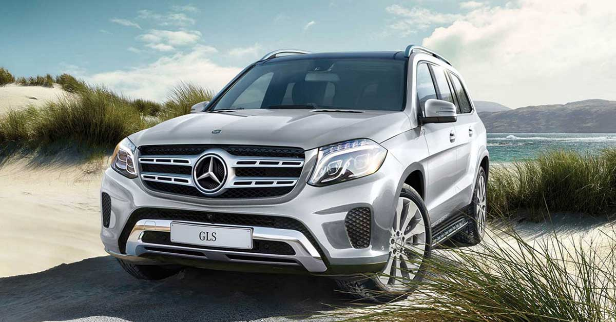 Mercedes Benz GLS Car Insurance